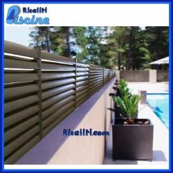 Recinzione Barriera Frangivista Alluminio Sweet Garden