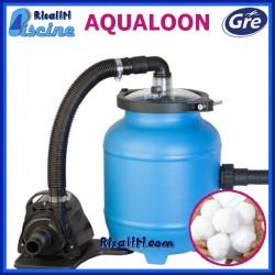 FAQ200 Pompa Filtro Gre Aqualoon 4 mc Piscine fuori terra
