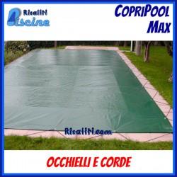 Coperture Invernale Tubolari CopriPool Max Piscine Interrate OCCHIELLI