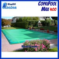 Coperture Invernale Tubolari CopriPool Max 400 Piscine Interrate