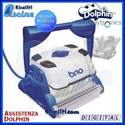 Dolphin Brio Digital Robot Pulitore Piscina