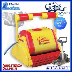 Dolphin Diagnostic 3001 Digital Robot Pulitore Piscina