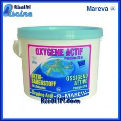 Ossigeno Piscina Oxygene Actif Mareva