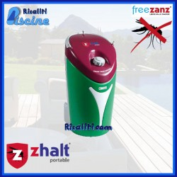 Antizanzare Nebulizzazione Zhalt Portable Batteria