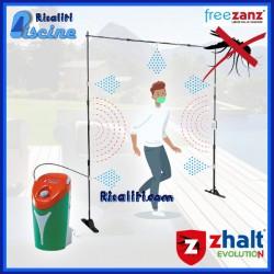 Sistema Igienizzante Nebulizzazione Zhalt Evolution