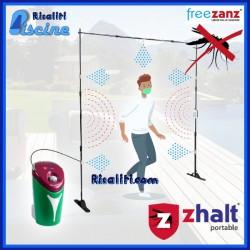 Sistema Igienizzante Nebulizzazione Zhalt Portable Batteria