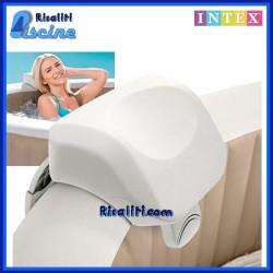 28505 Cuscino Poggiatesta Spa Gonfiabile Intex