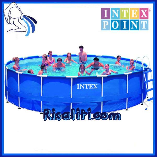 piscina tonda frame 549x122 56952 54952 intex da risaliti.com