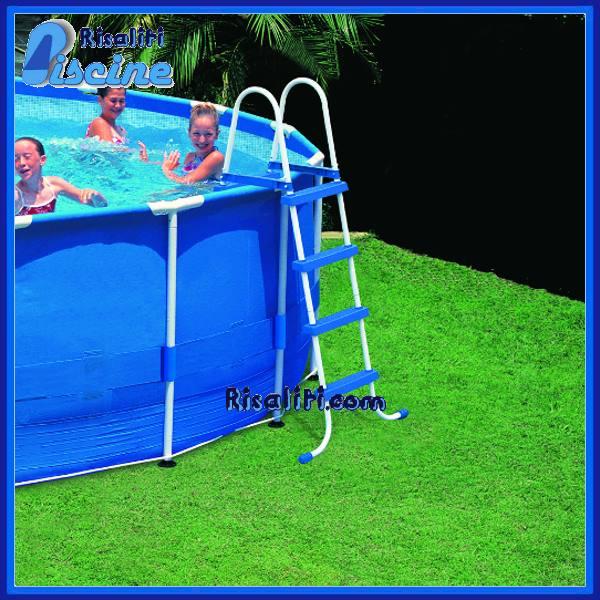 Risaliti depurazione acqua e piscine prato e pistoia 58097 - Scaletta per piscina fuori terra ...