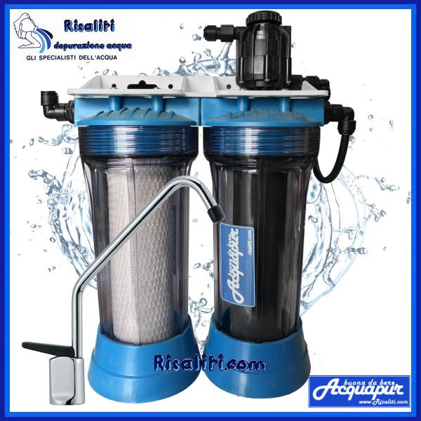 Depuratore Purificatore Acqua Acquapur 2 6000 l www.risaliti.com