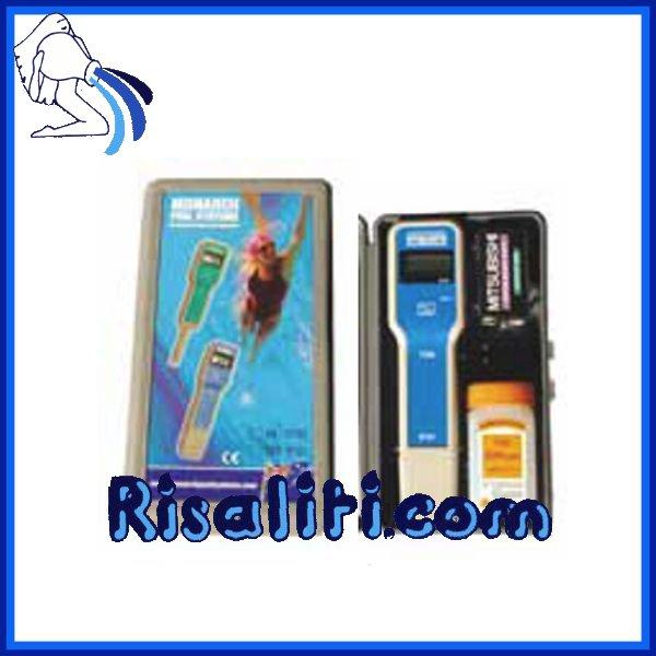 Tester elettronico controllo sale salinita 39 acqua piscina piscine ebay - Piscina a sale ...