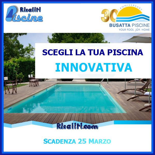 PROMOZIONE - La tua piscina interrata  www.risaliti.com