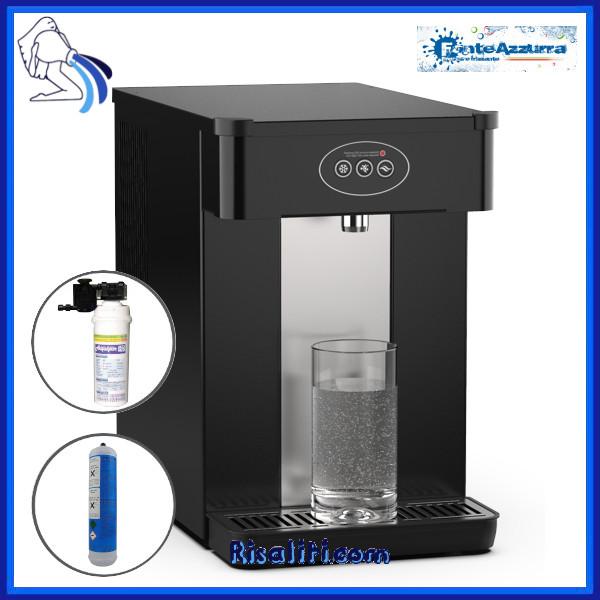 Refrigeratore erogatore acqua depurata purificata ambiente fredda e gassata ebay - Acqua depurata in casa ...