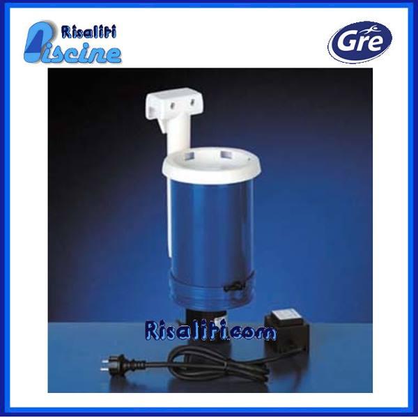 AR121E Skimmer pompa filtro piscine fuori terra Gre www.risaliti.com