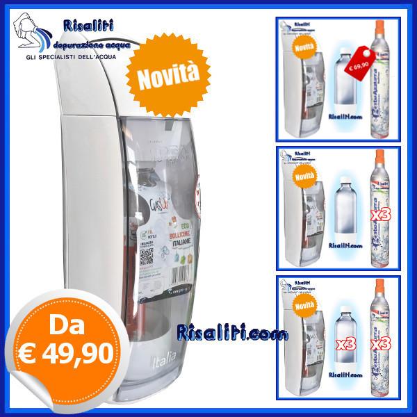 Gasatore GasUp www.risaliti.com