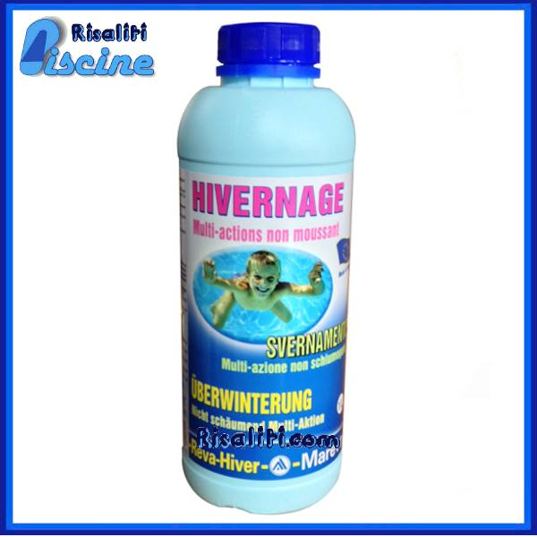 Svernante manutenzione protezione invernale Piscina Reva-Hiver 1L Mareva www.risaliti.com