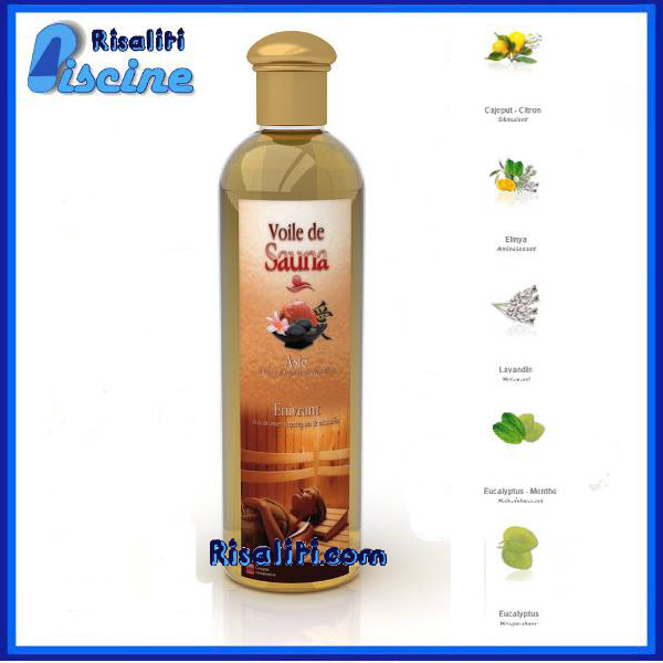 Essenze per SAUNA in bottiglie da 250 ml www.risaliti.com