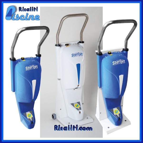 STERIJET Nebulizzatore Disinfezione Piedi www.risaliti.com