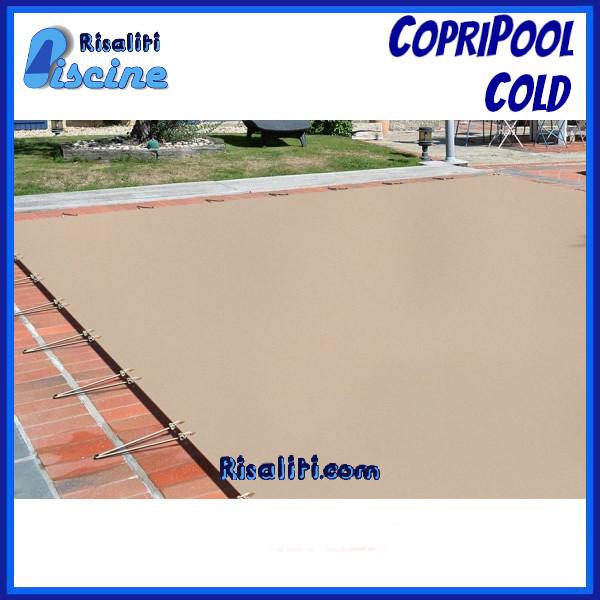 Coperture Invernale Picchetti CopriPool Cold Piscine Interrate www.risaliti.com