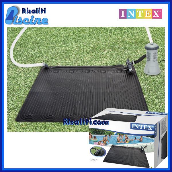 28685 pannello solare piscina fuori terra intex - Pannello solare per piscina ...