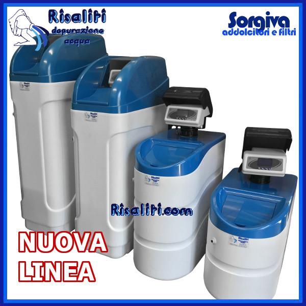 Nuova Linea di Addolcitori Sorgiva www.risaliti.com