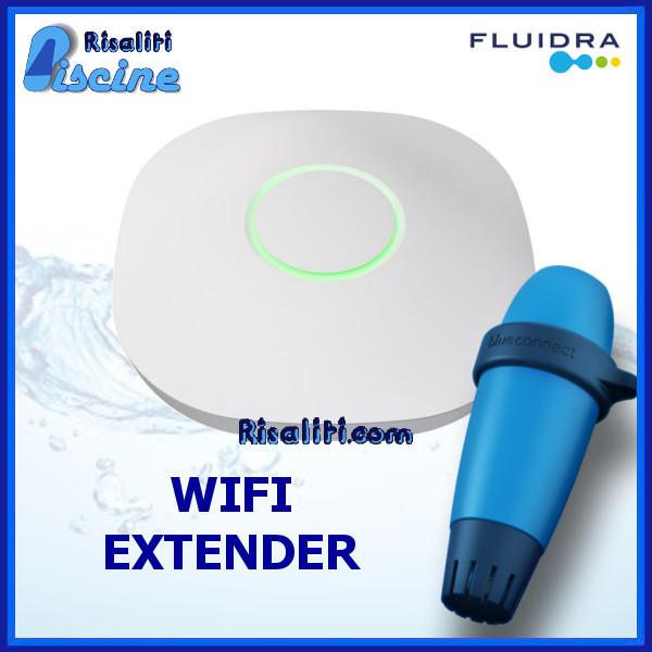 WiFi Extender Piscine Fluidra www.risaliti.com