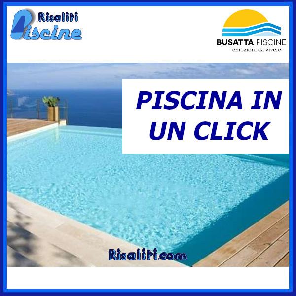 SCADUTA - La tua piscina interrata INNOVATIVA www.risaliti.com